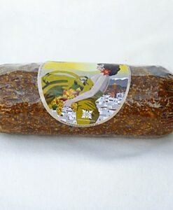 Barra de pan de higo un alimento 100% natural