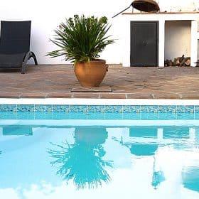 casa rural el rosario, en competa- piscina