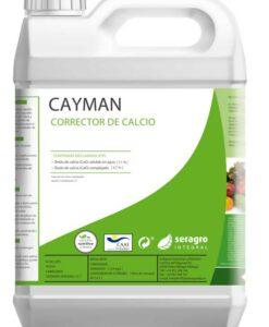 Fertilizante calcio líquido Cayman, ecológico