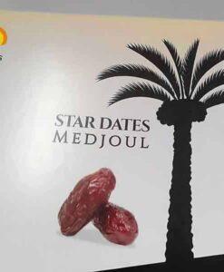 Caja de dátiles Medjool a granel de 2 kg