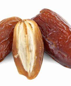 Dátiles sin hueso de la variedad Deglet Nour