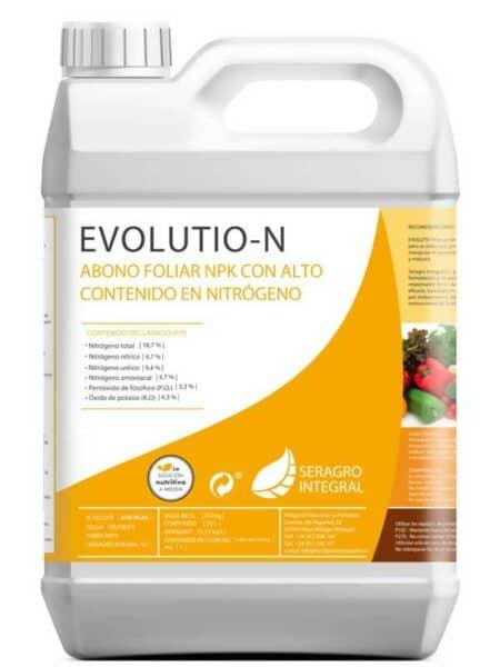 Fertilizante nitrogenado líquido Evolution N