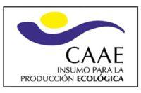 Logo CAAE, fertilizante ecológico