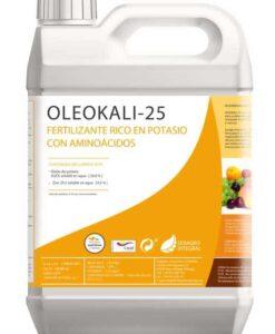 Fertilizante potasio líquido Oleokali-25
