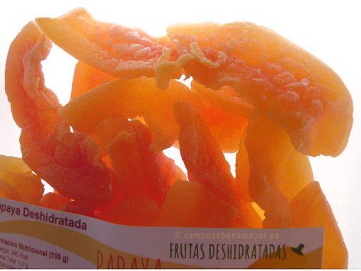 Papaya seca