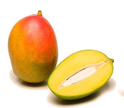 Propiedades del mango Osteen