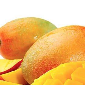 Qué vitaminas tiene el mango