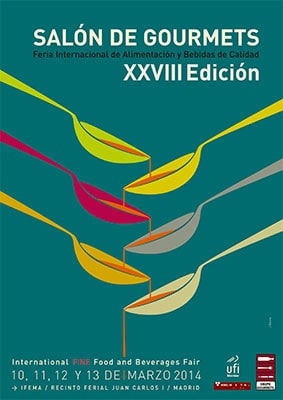 XXVIII Edición del Salón Gourmets 2014