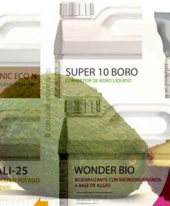 Abono para aguacate, pack de fertilizantes