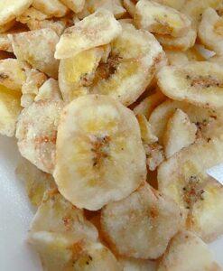 Chips de plátano de Campo de Benamayor