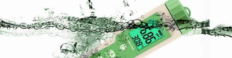 Cómo medir la calidad del agua