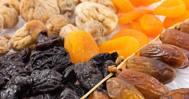 Comprar frutas secas es una decisión inteligente y verdaderamente saludable