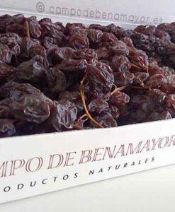 Estuche de 1800 g de pasas Moscatel de Málaga