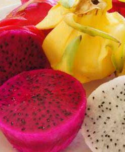 Frutas de pitaya